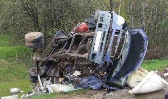 На трассе Иваново-Кострома в ДТП с «Газелью» погиб человек