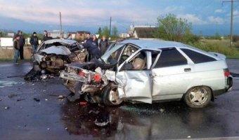 Под Тольятти в ДТП с двумя ВАЗами погибли оба водителя