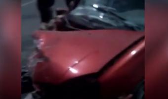 В ДТП с двумя «Приорами» в Махачкале погиб человек