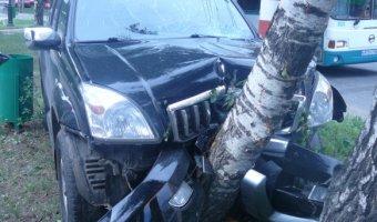 В Нижнем Новгороде по вине пьяного водителя в ДТП погиб пассажир иномарки