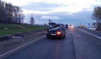 Молодая женщина погибла в ночном ДТП в Кстовском районе