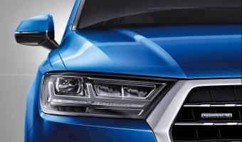 Быстро и точно в цель: Audi Q7 в АЦ Беляево