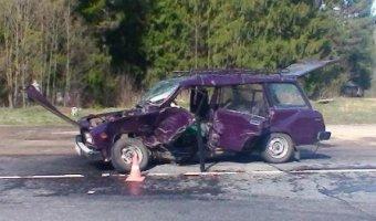 В ДТП в Ивановском районе пострадали шесть человек