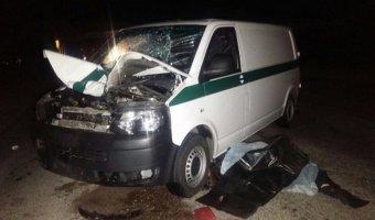 Погибшей женщине оторвало ногу в ДТП с инкассаторской машиной в Алматы