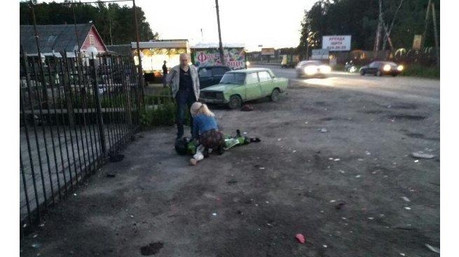 Мотоциклист погиб в ДТП в Янино (6).jpg