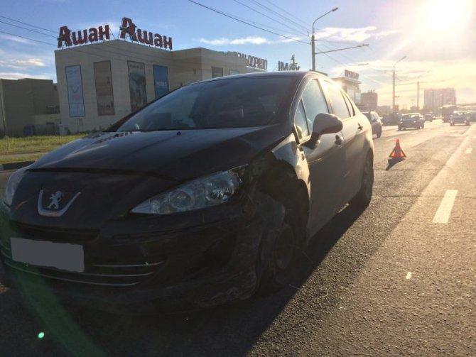 В массовом ДТП на Московском шоссе в Рязани пострадали три человека (2).jpg