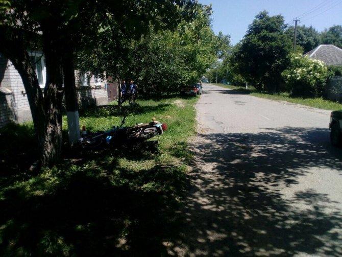 17-летний мотоциклист погиб в ДТП на Ставрополье.JPG