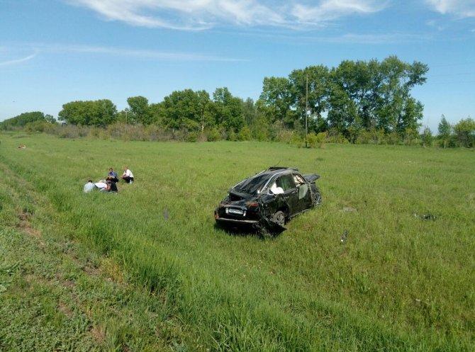 В ДТП под Новосибирском погиб водитель автомобиля Lexus.jpg