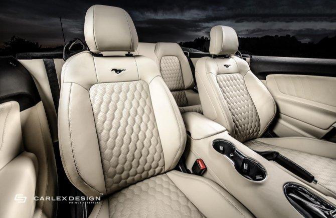 Carlex Design усовершенствовали салон Ford Mustang GT (4).jpg