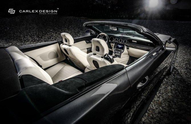 Carlex Design усовершенствовали салон Ford Mustang GT (3).jpg