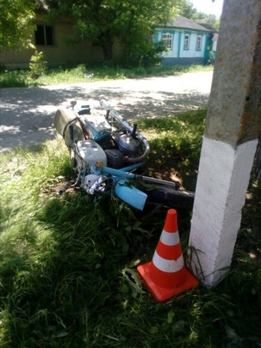 17-летний мотоциклист погиб в ДТП на Ставрополье.jpeg