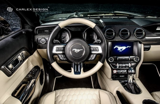 Carlex Design усовершенствовали салон Ford Mustang GT (2).jpg
