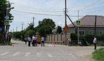 На Ставрополье маршрутка насмерть сбила 5-летнюю девочку