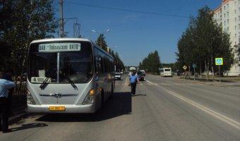 В Тобольске маршрутка насмерть сбила девочку