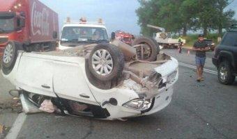 Два человека погибли в ДТП под Абинском
