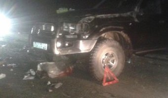 В Приморье водителя раздавило собственным автомобилем