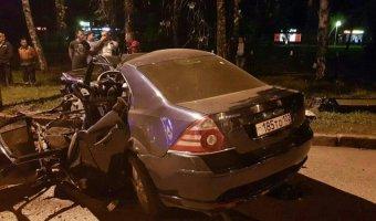 В ночном ДТП в Стерлитамаке погибли два человека