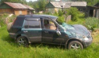 Три человека пострадали в ДТП в Приморье