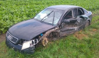 По вине пьяного водителя в ДТП на Кубани пострадала 2-летняя девочка
