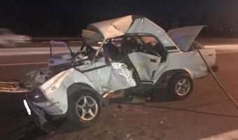 Молодая женщина-водитель ВАЗа погибла в ДТП под Белгородом