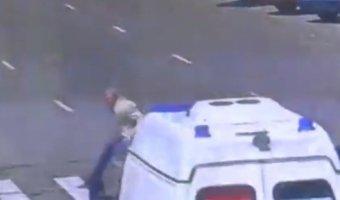 В Калининграде «скорая» насмерть сбила пешехода