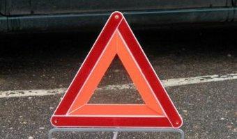 На Симферопольском шоссе произошло ДТП с пострадавшими