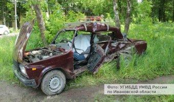 Два человека погибли в ДТП в Кинешме