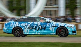 Jaguar подготовил новую 575-сильную версию седана XJ