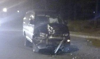 В ночном ДТП в Улан-Удэ пострадали два человека