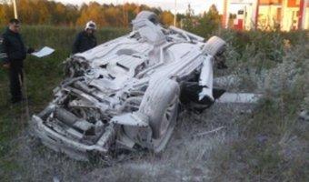 В ДТП под Выксой погибла молодая пара