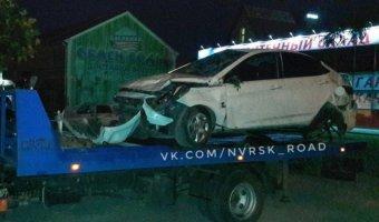 В ДТП под Новороссийском  погиб пассажир скутера