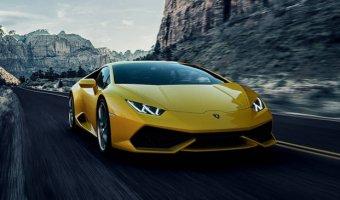 Lamborghini Huracan стал самым быстрым такси