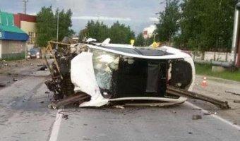 Молодой водитель погиб в ДТП в Сургутском районе