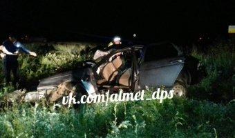 Три человека погибли в ДТП в Заинском районе Татарстана