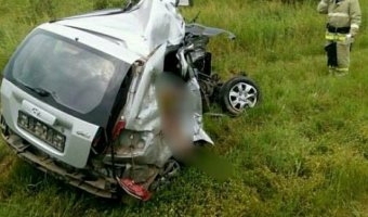 Ребенок и две женщины погибли в ДТП в Белореченском районе