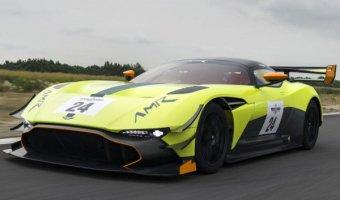 Aston Martin Vulcan получил новую экстремальную версию AMR Pro