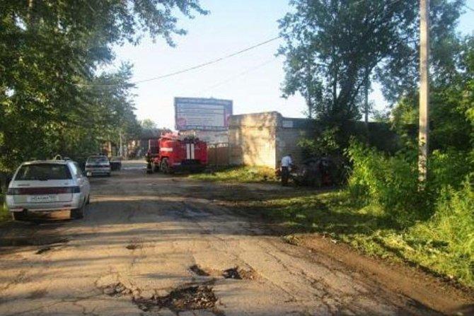 В Краснокамске водитель без прав врезался в дом погиб молодой пассажир (3).jpg