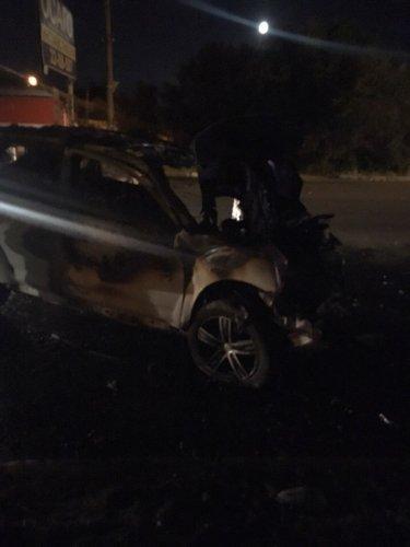 В Воронеже в ДТП с экскаватором погиб водитель автомобиля Mitsubishi (2).jpg