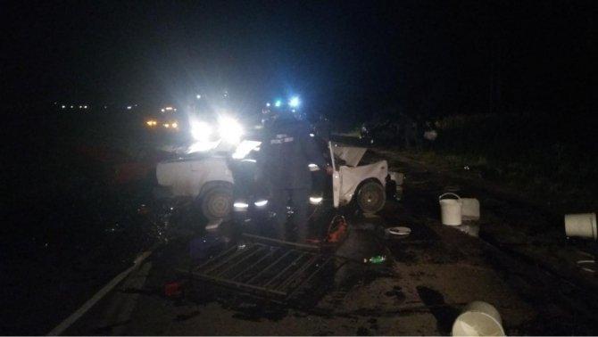 В ДТП на трассе «Тула-Новомосковск» погиб водитель ВАЗа.jpg