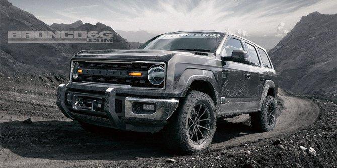 Ford возрождает внедорожник Bronco (1).jpg