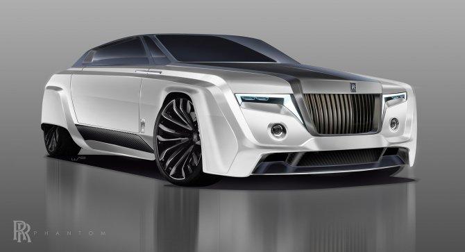 В Сети появился рендер Rolls-Royce Phantom 2050 года (1).jpg