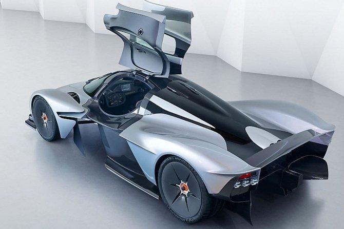 Aston Martin представили предсерийный гиперкар Valkyrie (2).jpg
