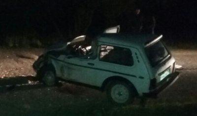 В Башкрии в ДТП с грузовиком погиб водитель «Нивы»