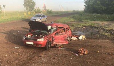 В ДТП с фурой на трассе Уфа-Оренбург погиб ребенок