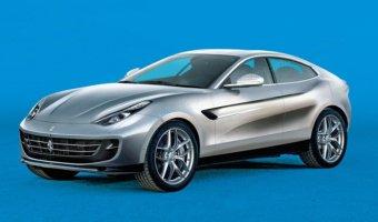 Ferrari выпустит первый кроссовер в 2021 году