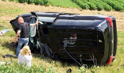 На трассе Брянск - Новозыбков в ДТП погиб водитель «Газели»