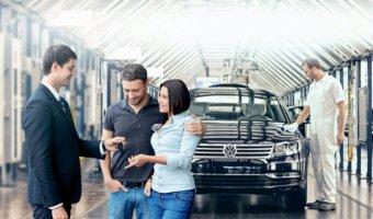 Фольксваген Центр Подольск предлагает купить новый автомобиль Volkswagen прямо с завода!