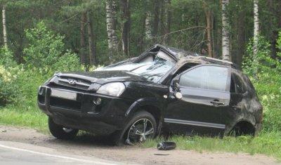 5-летний ребенок погиб в ДТП в Костромской области