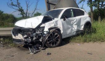 В массовом ДТП на Московском шоссе пострадали люди