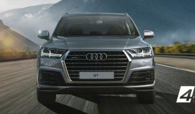 Audi Q7 в наличии: готов к приключениям